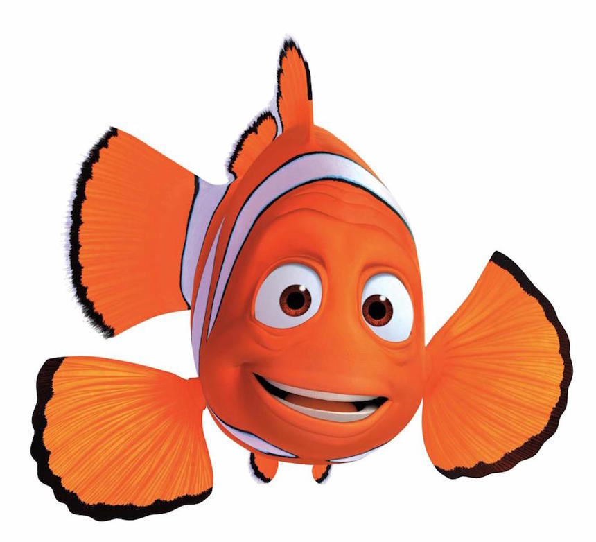 Finding clipart overview. Nemo quiz which character