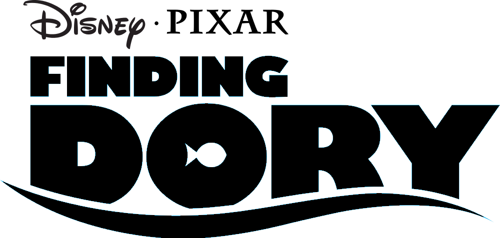 Finding dory logo png. Download image with no