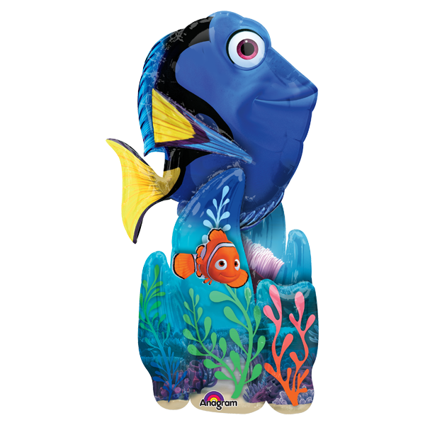 Finding dory png nemo. Decoraci n con globos