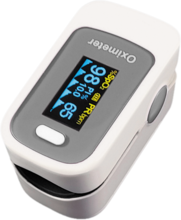 Finger clip pulse oximeter. In suppliers and manufacturers