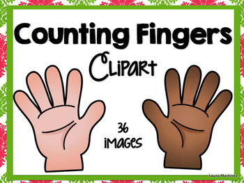 Finger clipart clip art. Counting fingers by teacher