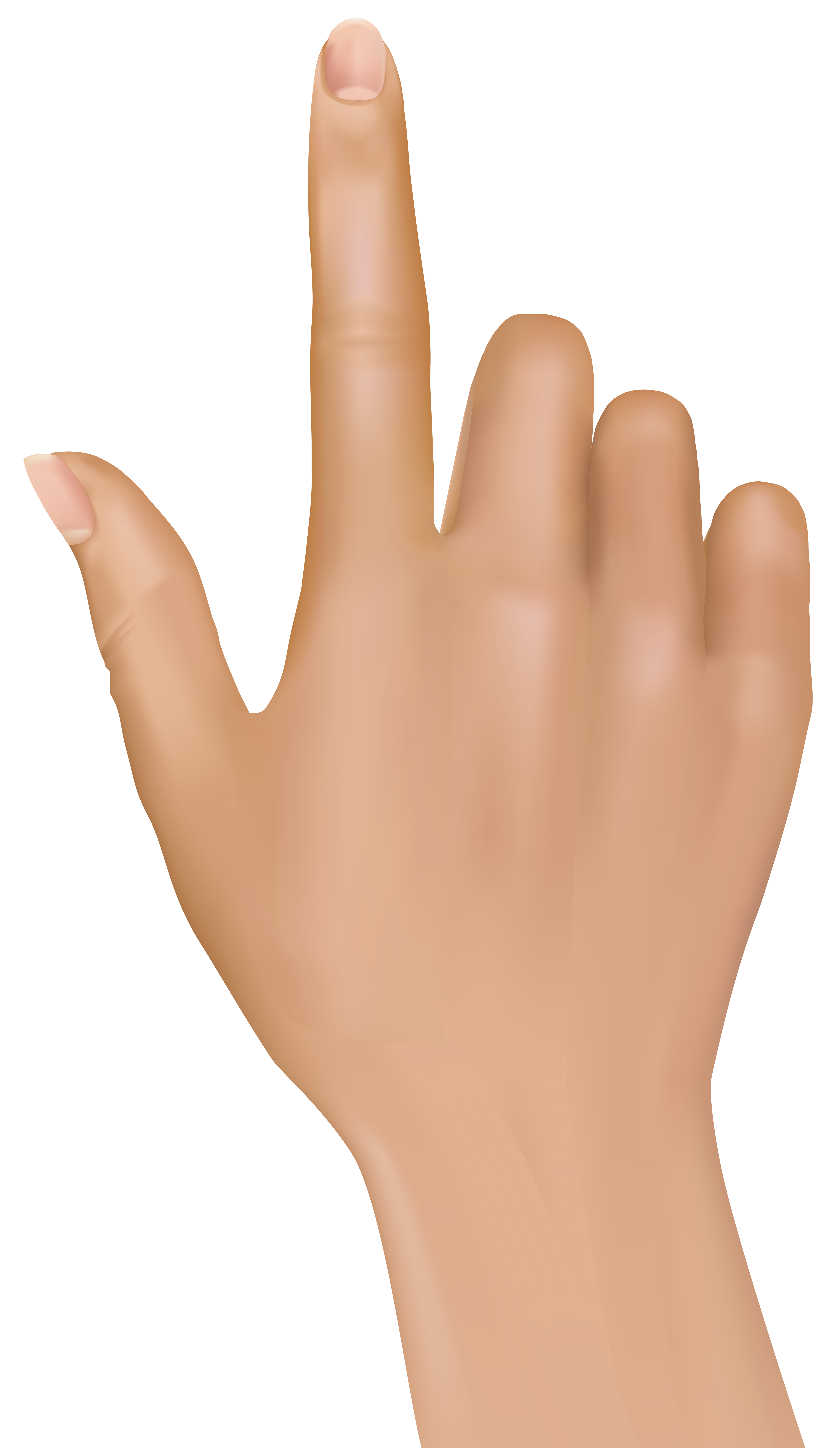 Tuching finger clip art. Hand png banner freeuse library