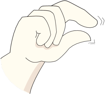 Finger clipart pinky finger. Free little hand cliparts