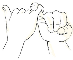 Finger clipart promise. Numbers dwelling in
