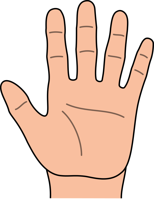 Hands clipart party. Free cartoon cliparts download