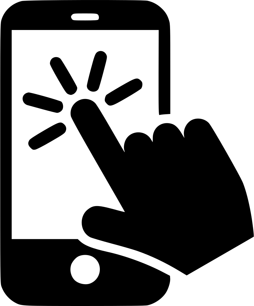 Pointer finger png. Cursor press button index