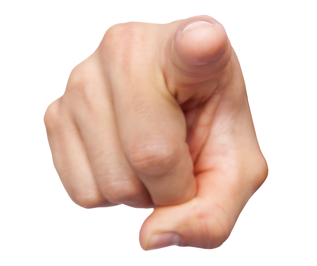 Finger pointing at screen png. Index the youtube hand