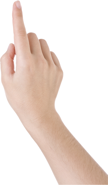 Finger pressing png. Retirement communications ahc