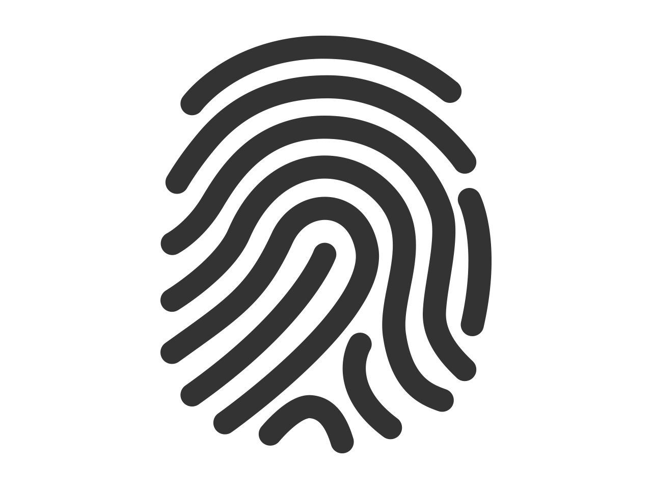 Png images all free. Fingerprint transparent animated image black and white library