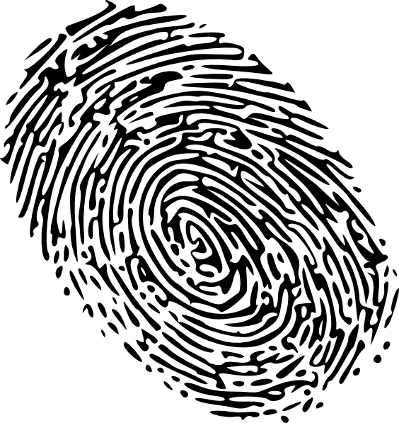 Fingerprint clipart transparent background. Png images all picture