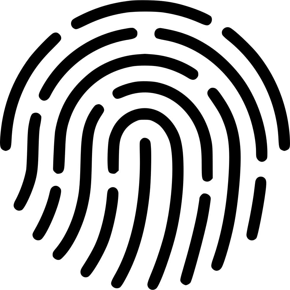Fingerprint svg apple pay. Png icon free download