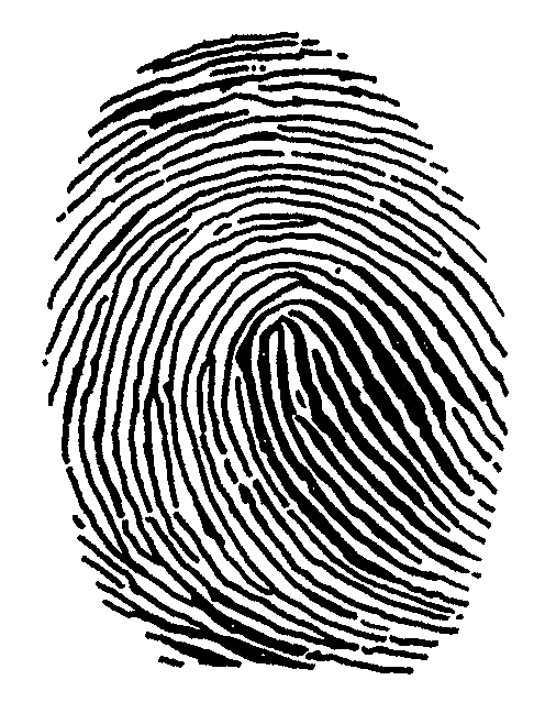 Fingerprint transparent clip art. Clipart free download on
