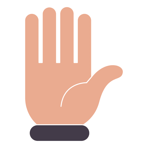 Fingers drawing illustrated. Graphics to download hand