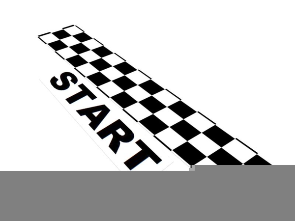 Finish clipart flag. Free line images at