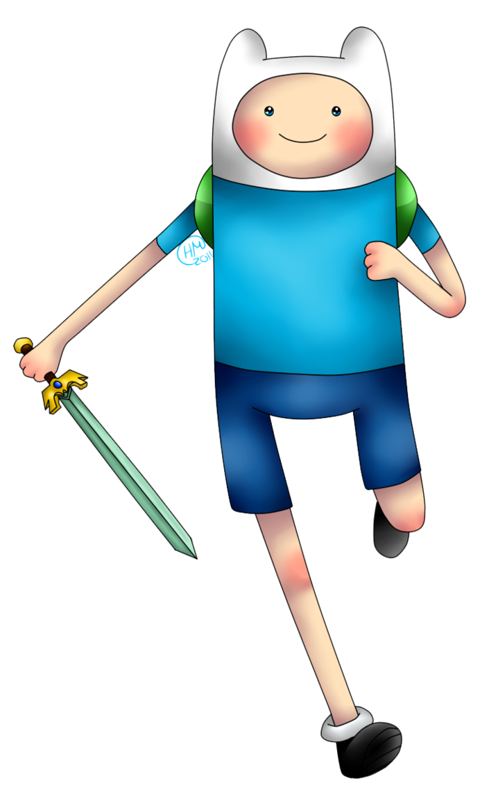 Finn adventure time png. By hayamika on deviantart