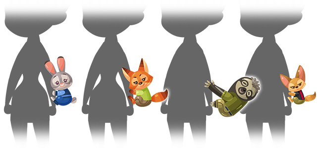 Finnick zootopia png. Information kingdom hearts union