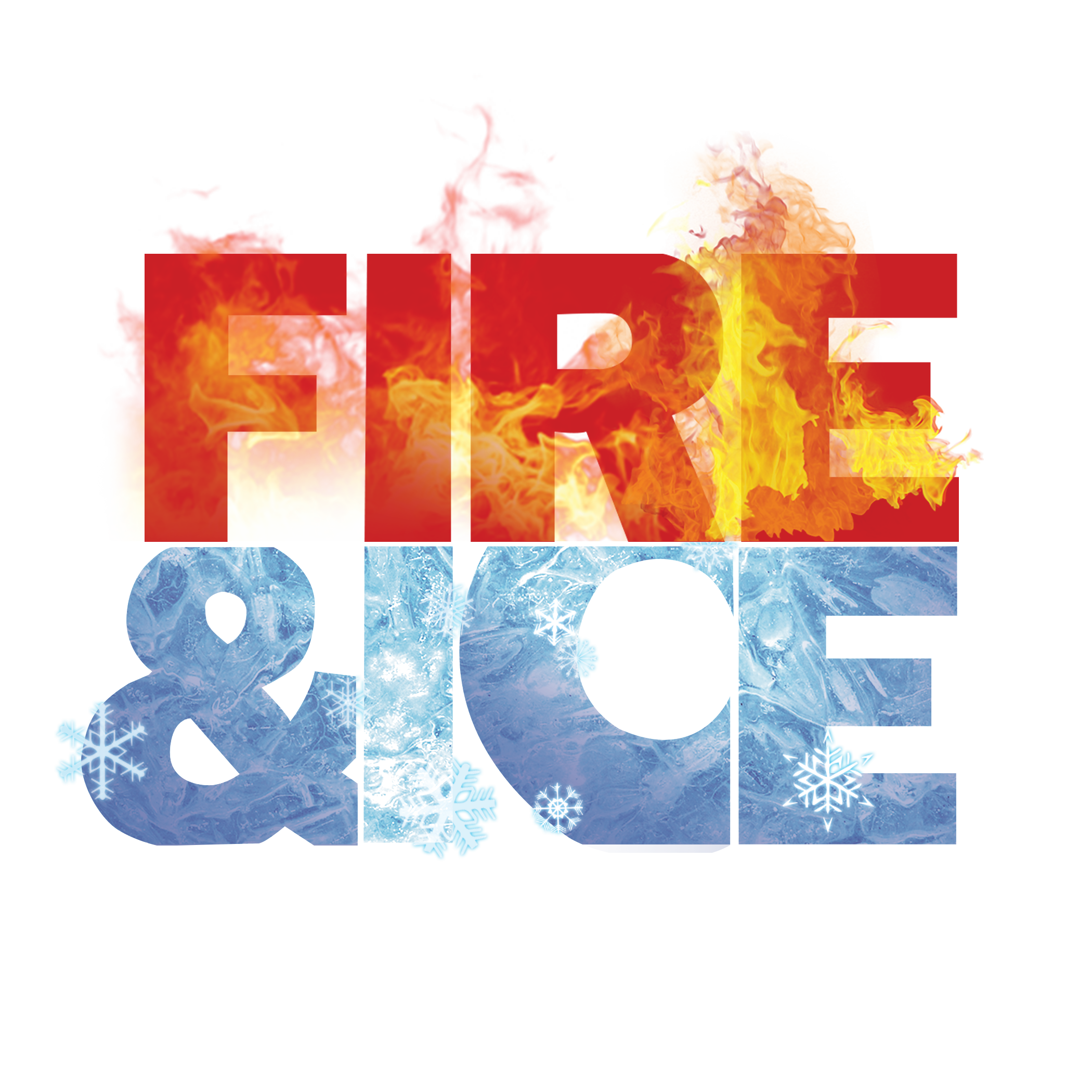 Fire and ice png.