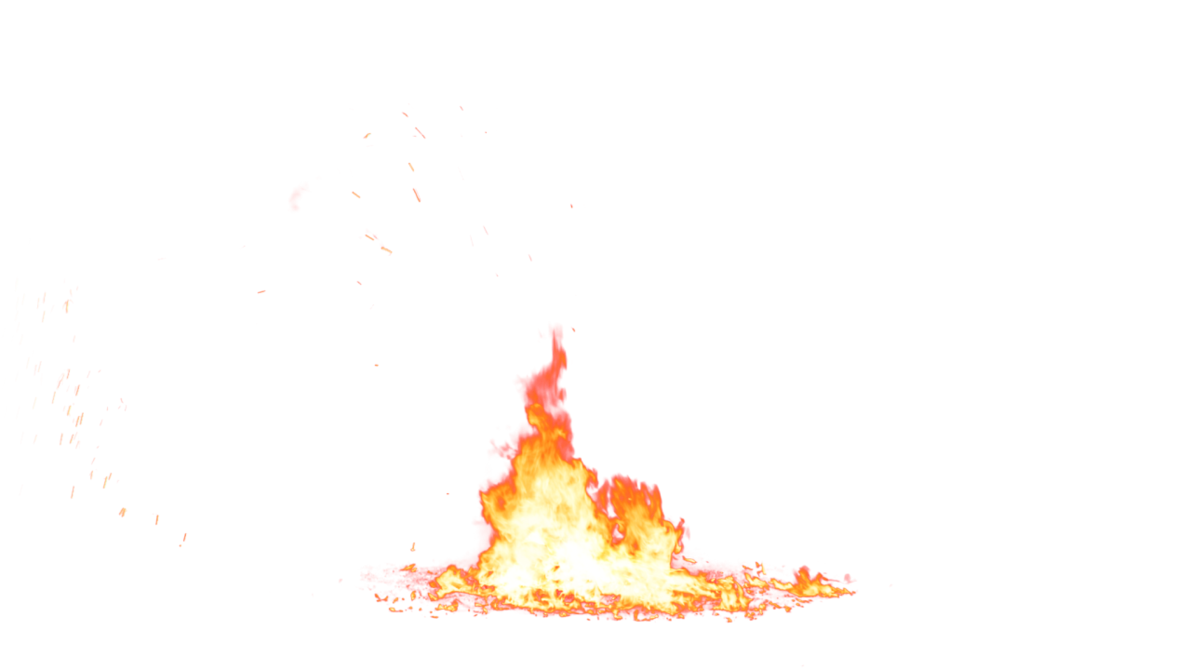 fire sparks png