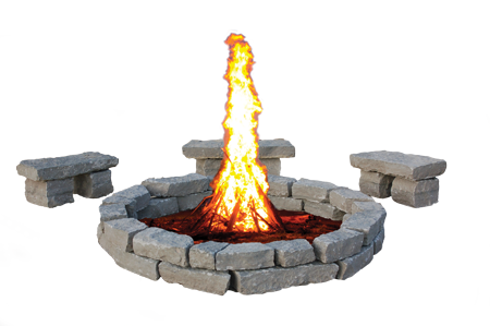 fire pit png