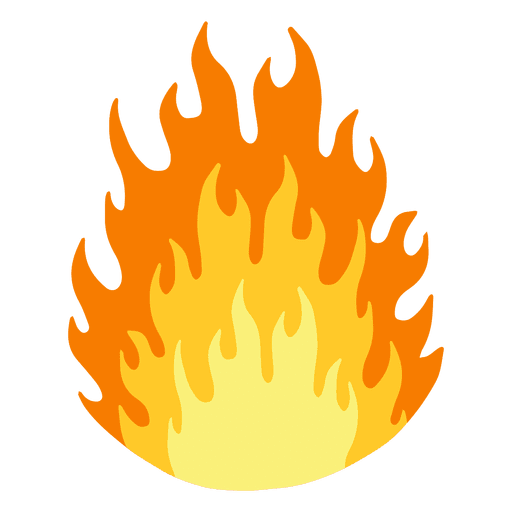 Fuego png. Fire cartoon transparent svg