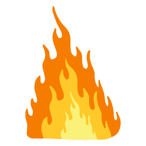 Blazing fire cartoon transparent. Fuego dibujo png picture library stock
