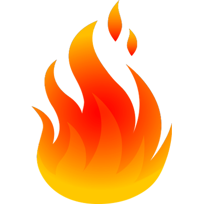 Fire clip art png. Cartoon transparent