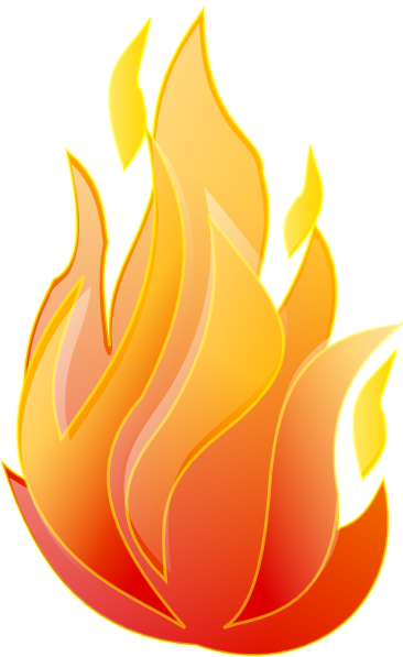 Flames clipart stove fire. Free cliparts border download