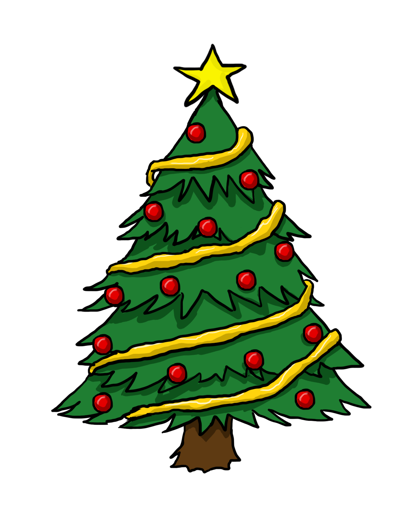 Grinch clipart christmas tree. Free download clip art