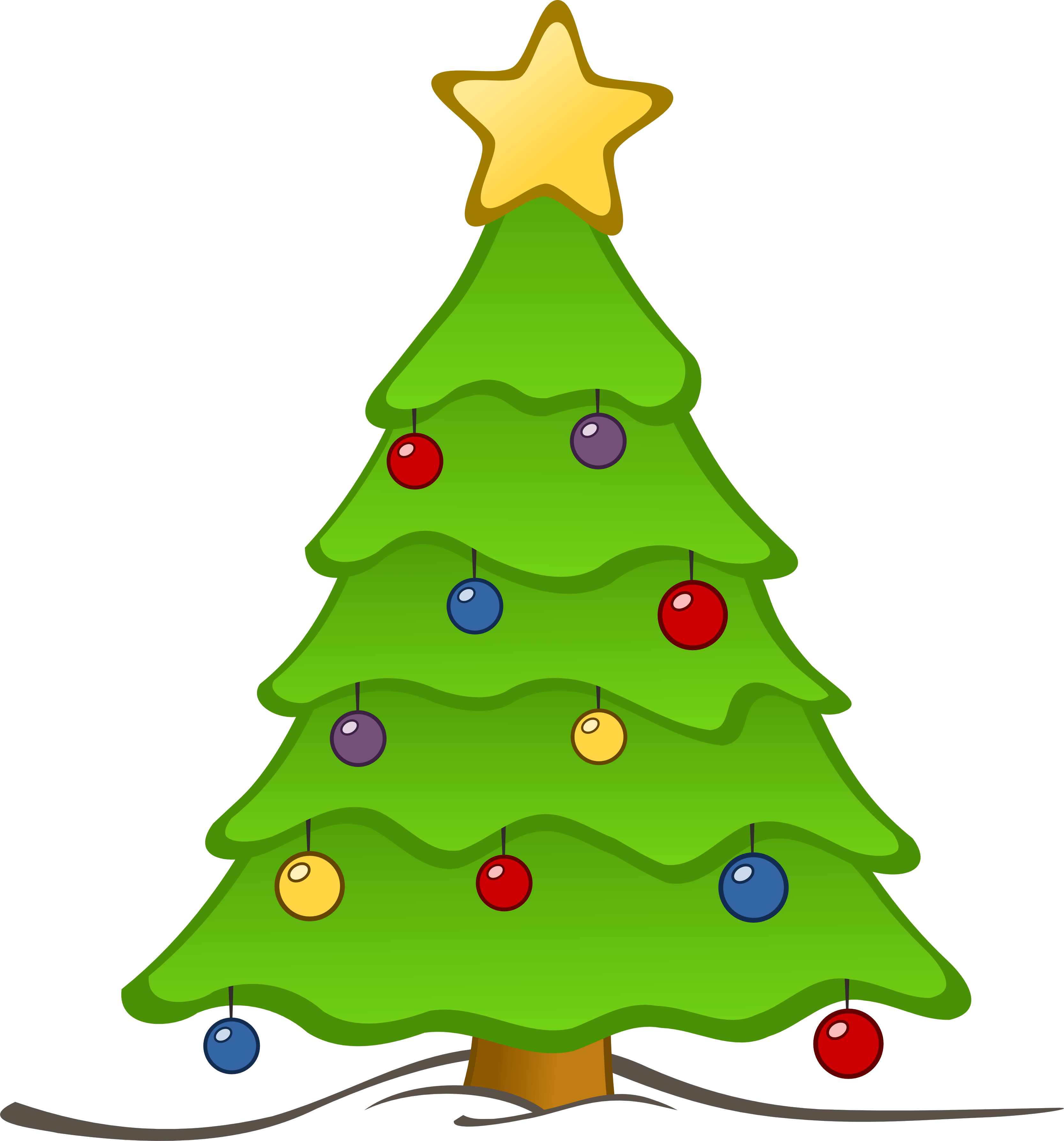 Fire clipart christmas tree. Free on dumielauxepices net