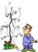 Fire clipart christmas tree. Choosing a columbia department