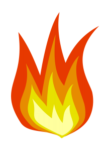 Fire clipart house fire. Graphic panda free images