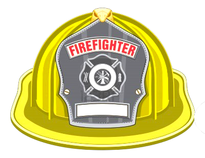 Firefighter helmet png. Image yellow is an