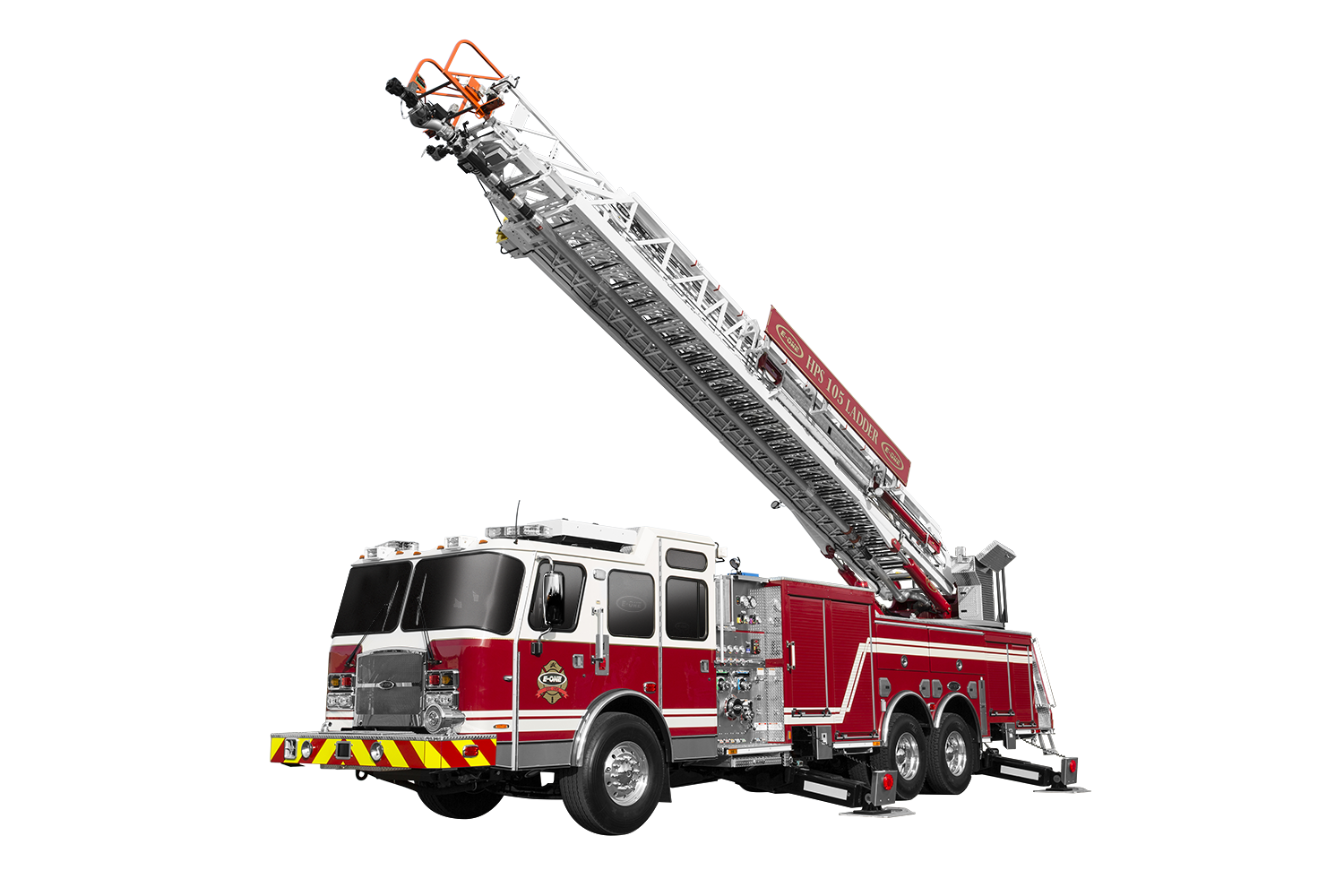 Fire ladder png. Firefighting trigon aerial ladders