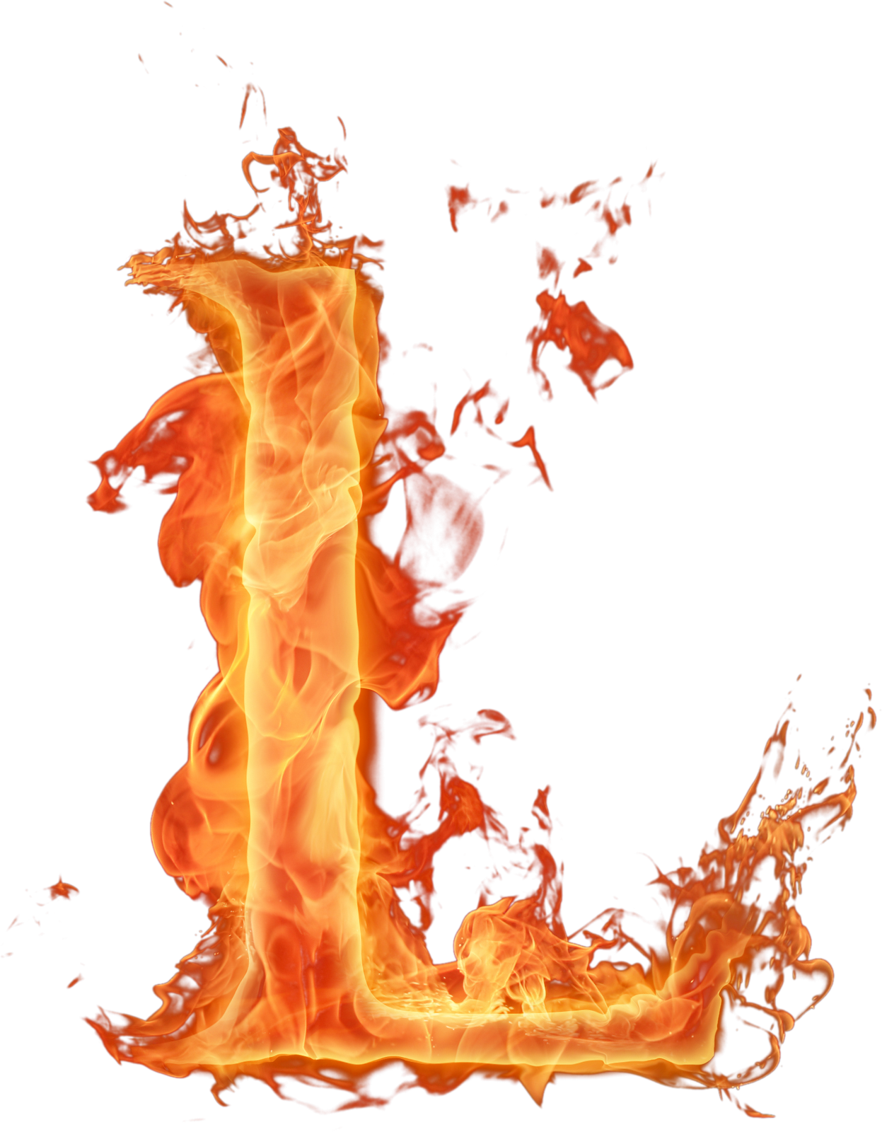 Fuego gif png. Letras fogo chama fire