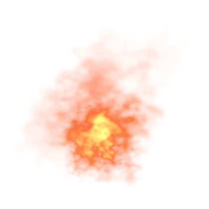 Fire particles png. Particle images in collection