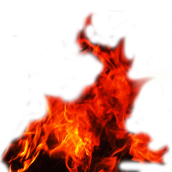 jet flame png