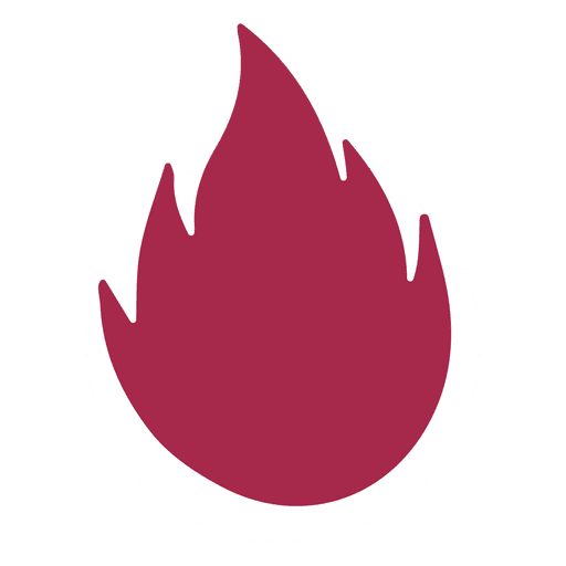 Fire silhouette png. Transparent or svg to