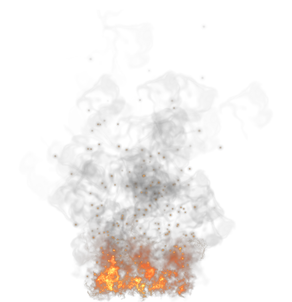 Fire smoke png. Transparent and picture gallery