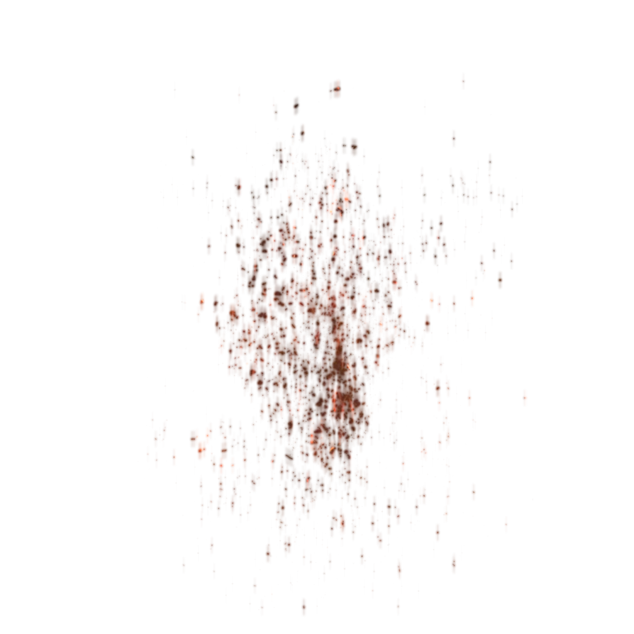 Red sparks png. Of fire by dono