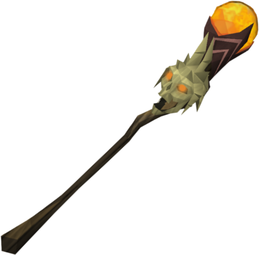 runescape staff of fire png