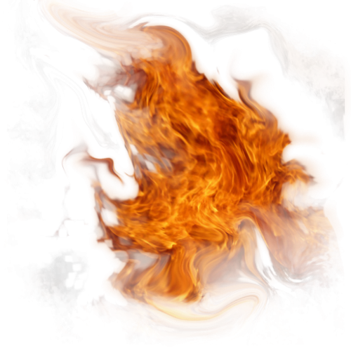 Stock png images free. Fire sixteen isolated photo