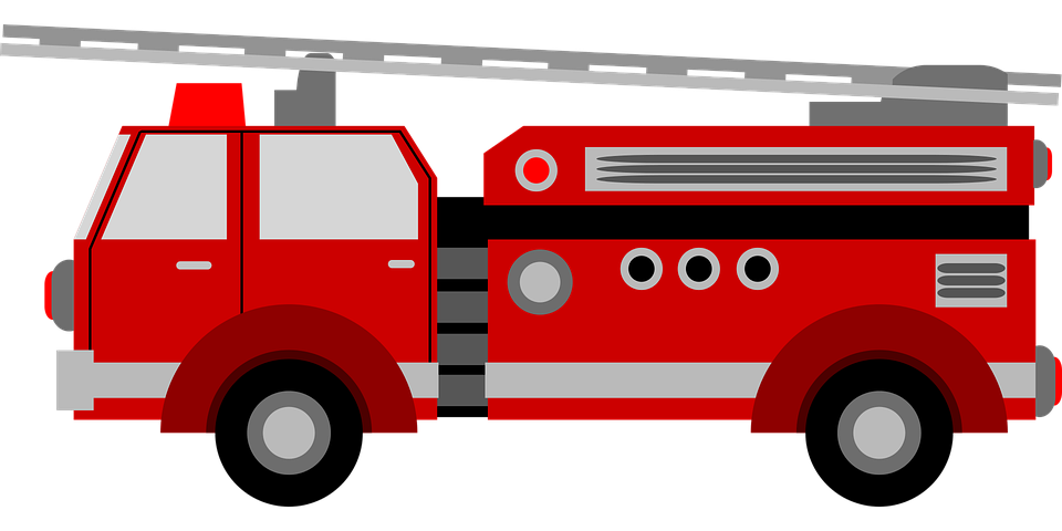 Fire truck clipart png. Stupefying letters