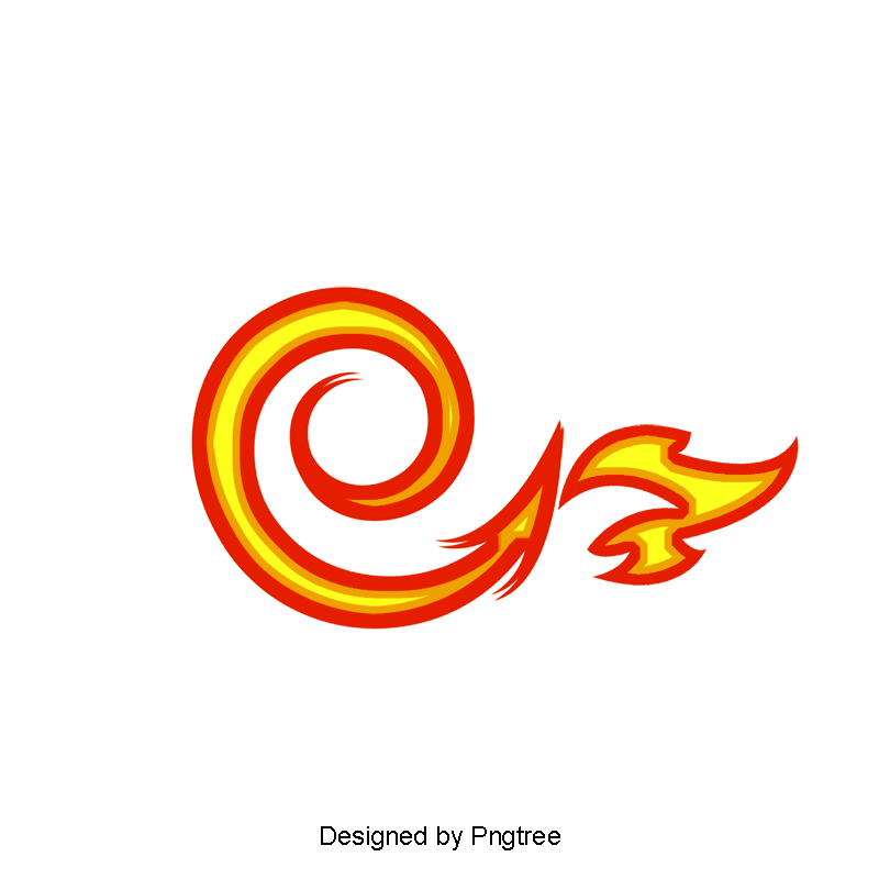 Fuego vector png. Fire elemental trend patterns