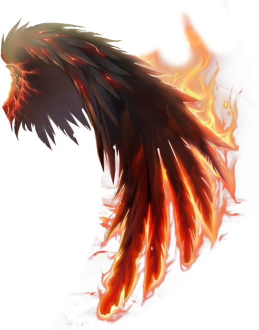 Fire wings png. X tattoo inspirations pinterest