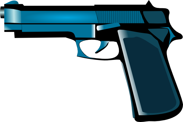 Weapon clip fed gun. Free firearm cliparts download