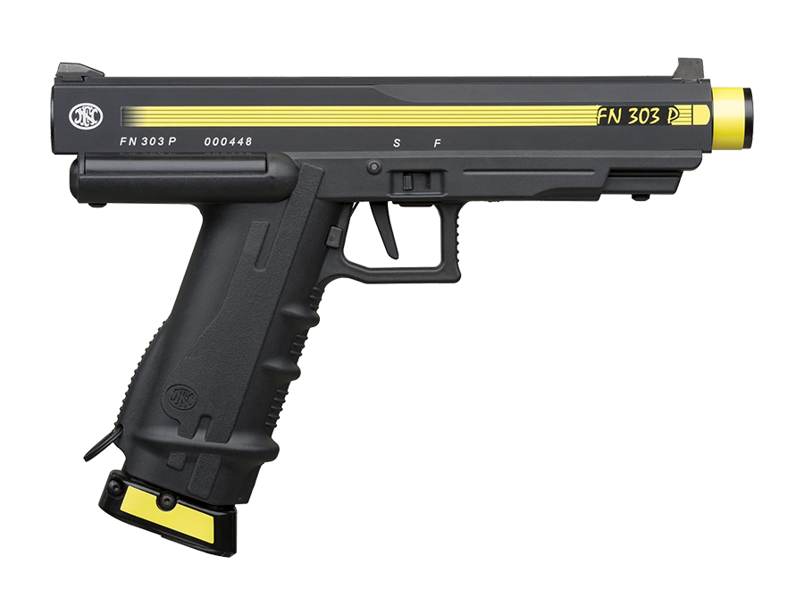 Firearm clip non lethal. Image fn p png