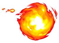 Fireball clipart comic. Cartoon nice pics firefox
