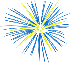 Black and white panda. Fireworks clipart png freeuse