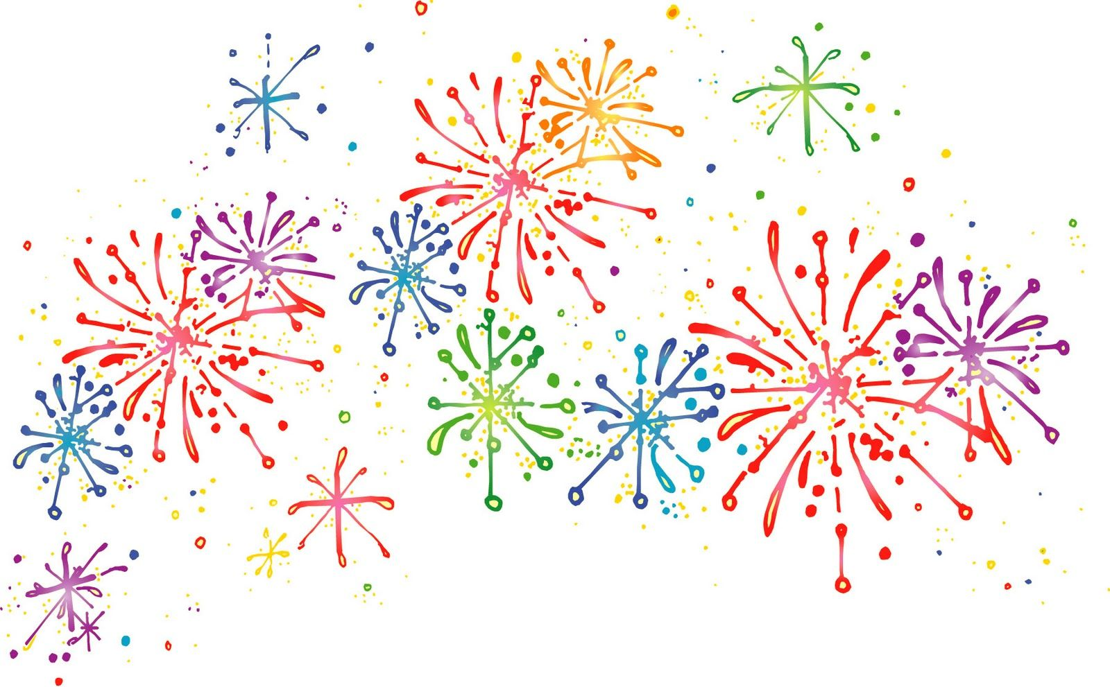 Fireworks clipart. Free backgrounds bright wallpapers