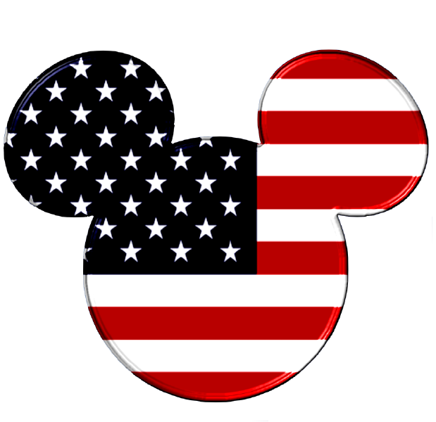 Firecracker clipart mickey mouse. Happy th of july